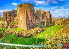 Goodrich Castle (1 of 1)