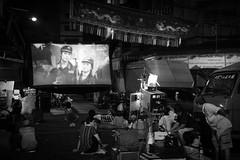 Bangkok Movie in an Alley