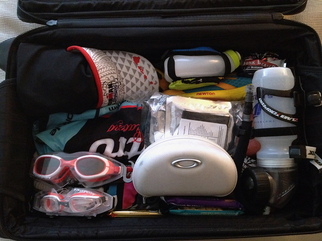 Ironman South Africa packing