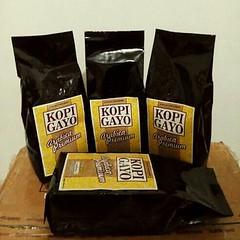 Jual Kopi Gayo Arabika Premium 250 gr hanya Rp 61.000, lihat gambar klik https://www.tokopedia.com/kupie-rakjat/kopi-gayo-arabika-premium-250-gr #coffee #kopi #tokopedia #onlineshopindo #onlineshopping