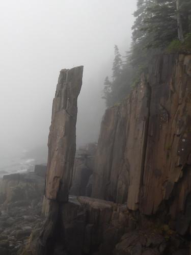 Long Island - Balancing Rock
