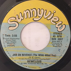 NEWCLEUS:JAM ON REVENGE(LABEL SIDE-B)