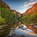Jim Jim Creek by jacciingham
