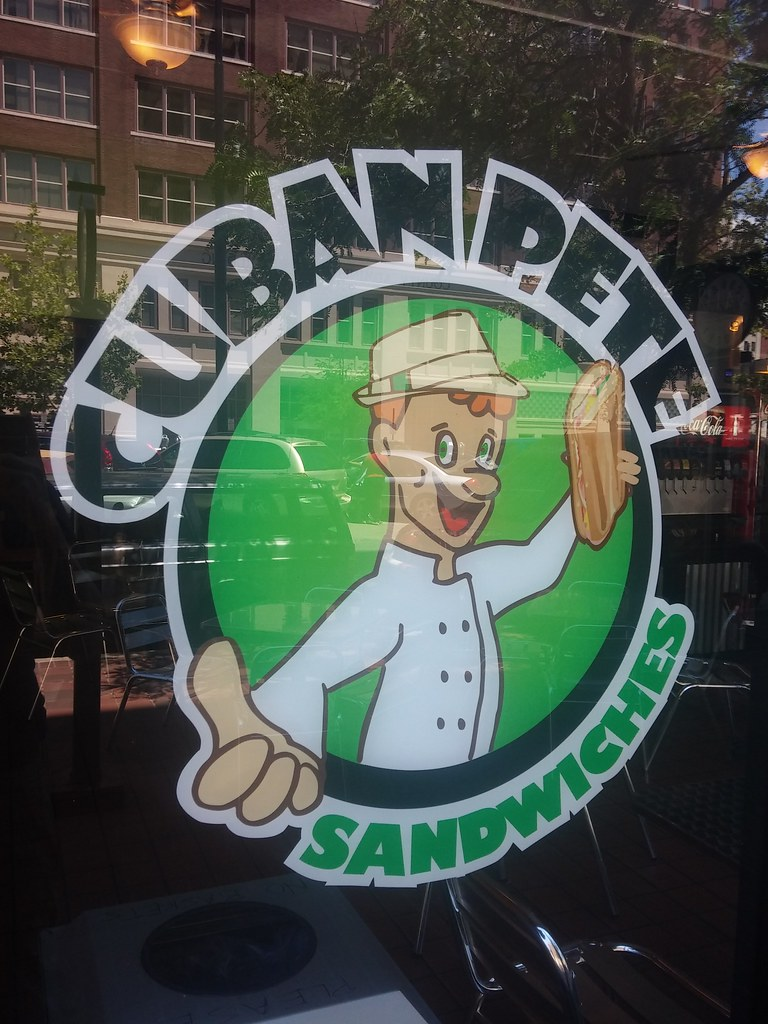 Cuban Pete's Sandwiches