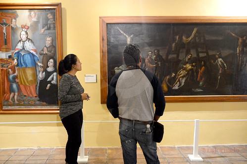 El arte virreinal y los sentidos