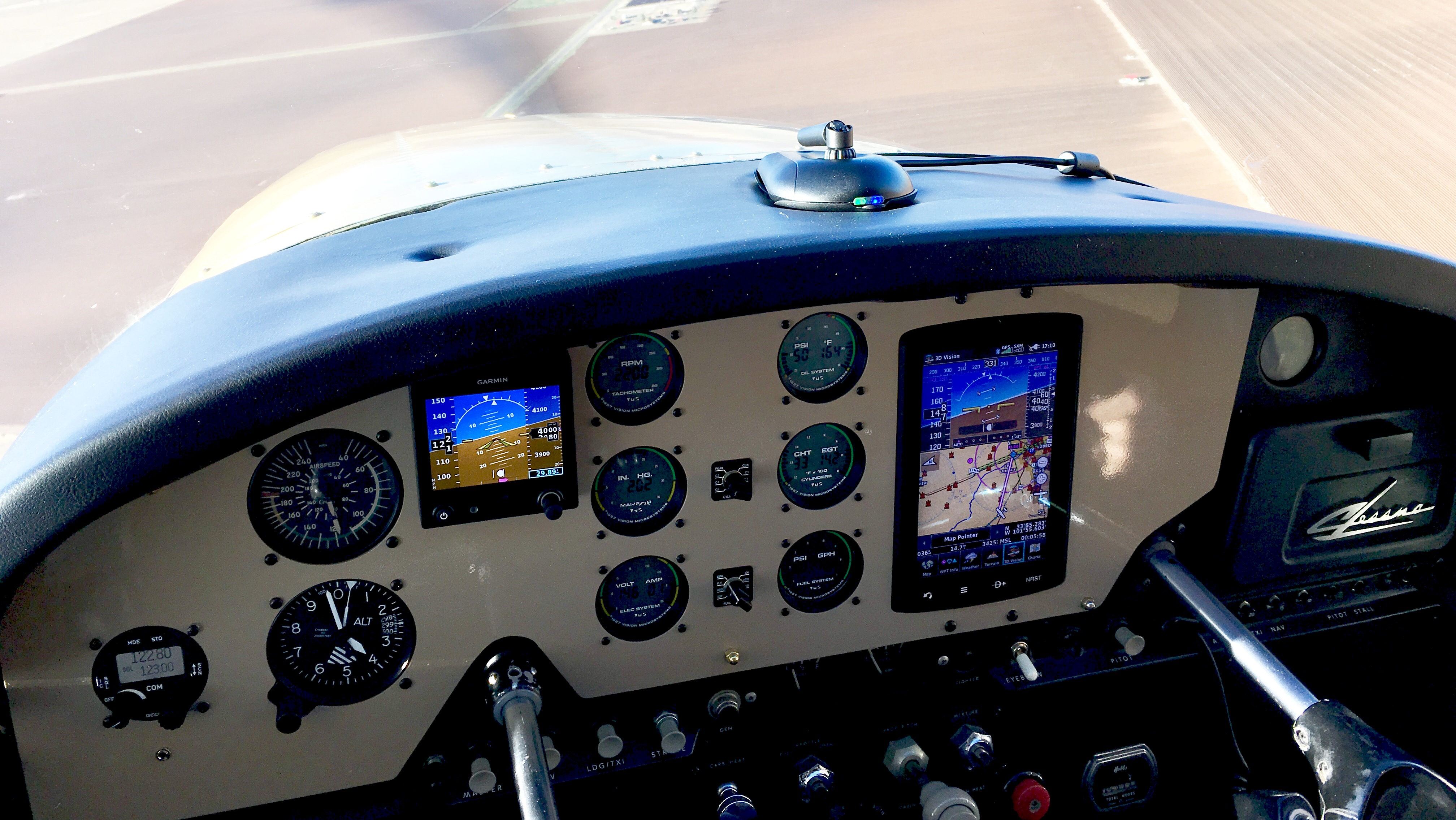 Panel Discussion: Cessna 180 Upgrades on Poor Webjanitor Budget