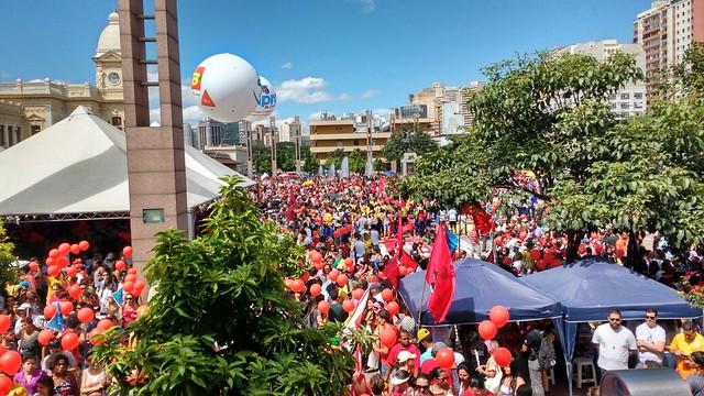 Mais de 440 mil protestam contra mudanças na Previdência nesta quarta (15)