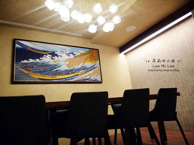 台北信義安和站附近日本料理餐廳推薦柳居形意料理 (1)
