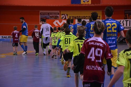 ACEMA Sparta Praha vs. FBC ČPP Bystroň Group Ostrava