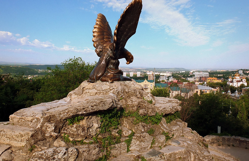 Pyatigorsk (in the south of Russia. North Caucasus.)