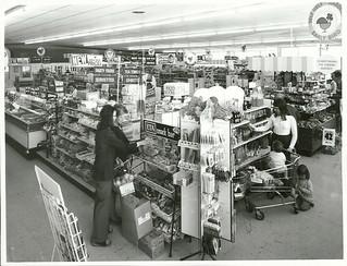 Wardells Super-market, Miramar, Wellington Province