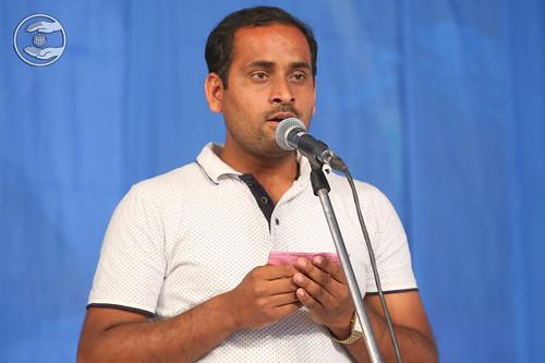 Oriya devotional song by Gopal Maharana from Rourkela, Odisha