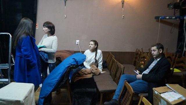 """23.03.2017 """"Шинель"""" в Калининграде"""