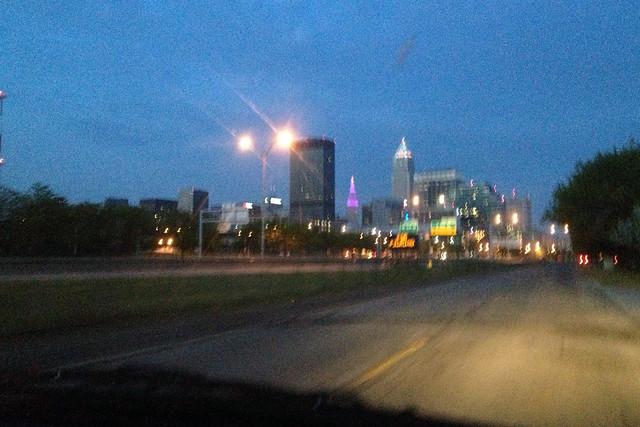 Half-Marathon Cleveland Approach