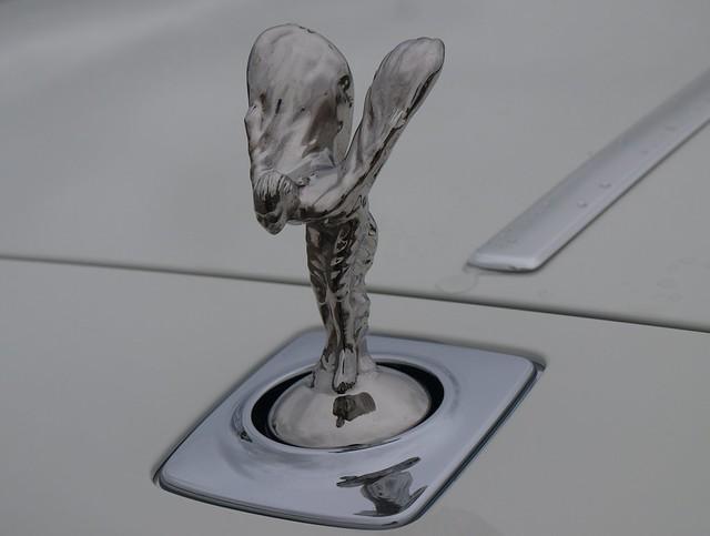 2013 Rolls-Royce Ghost EWB 3