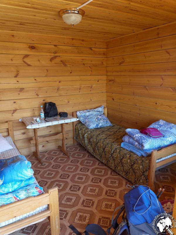 Cabane chez Olga@Khuzir