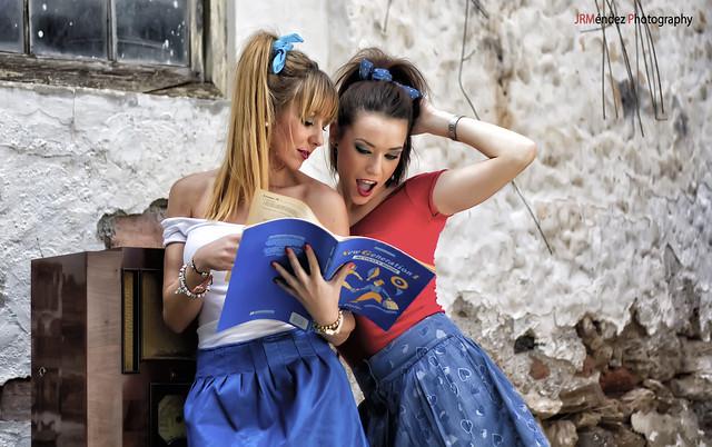 Violeta & Elisabeth