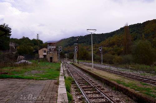 Ferrovie Calabro-Lucane, Pedace (CS)