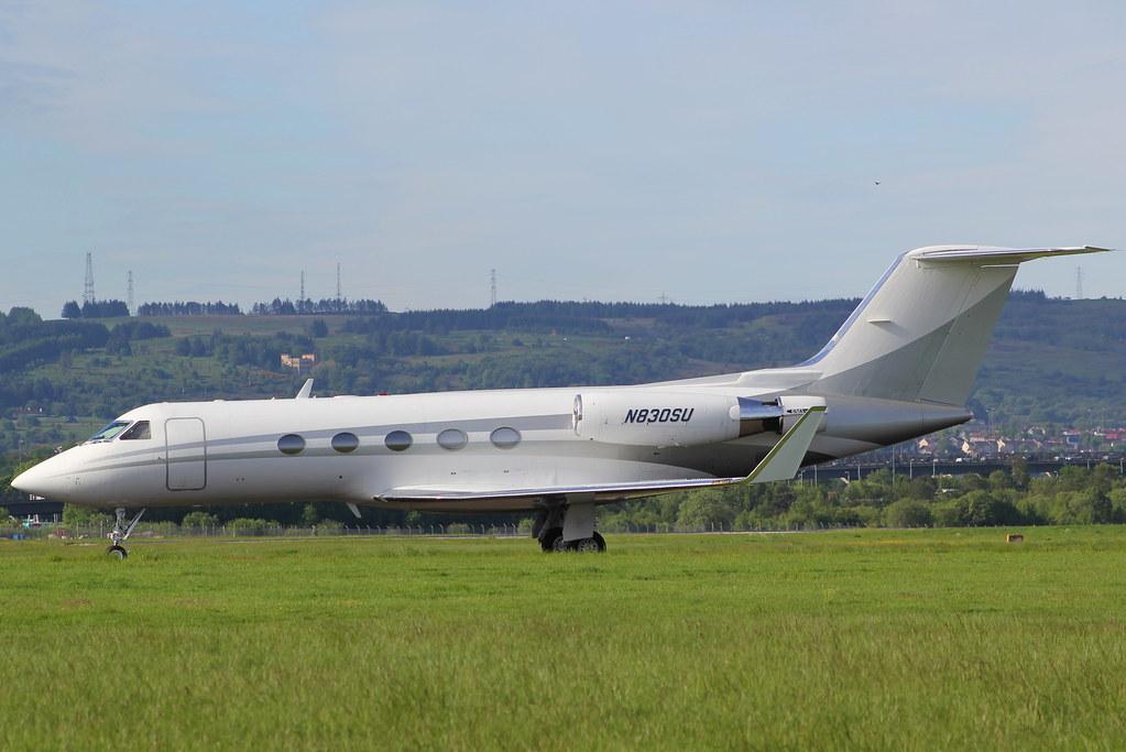 N313RG - G650 - Aerolineas Mas