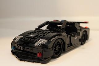 Lego Police Corvette Z06