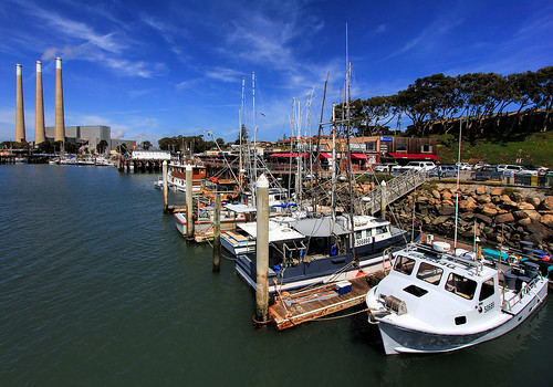 Morro Bay Harbor