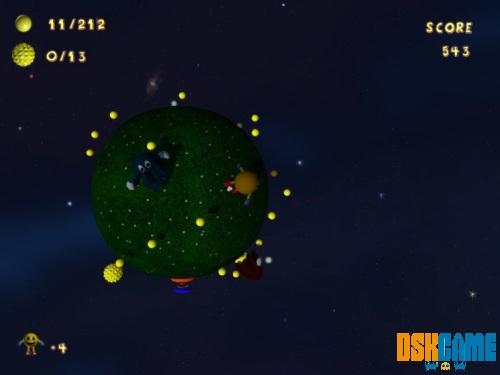 Ballman Planet 3