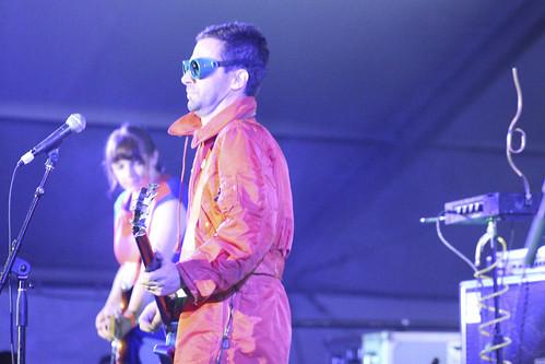 Man or Astroman at Austin Psych Fest 2013