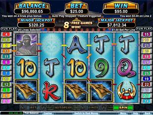 Ninja Star Slot Machine