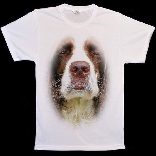 Big-Animal-Face-Springer-Spaniel-Dog-T-Shirts
