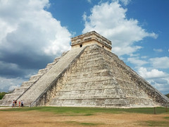 Temple of the Serpent (El Castillo)