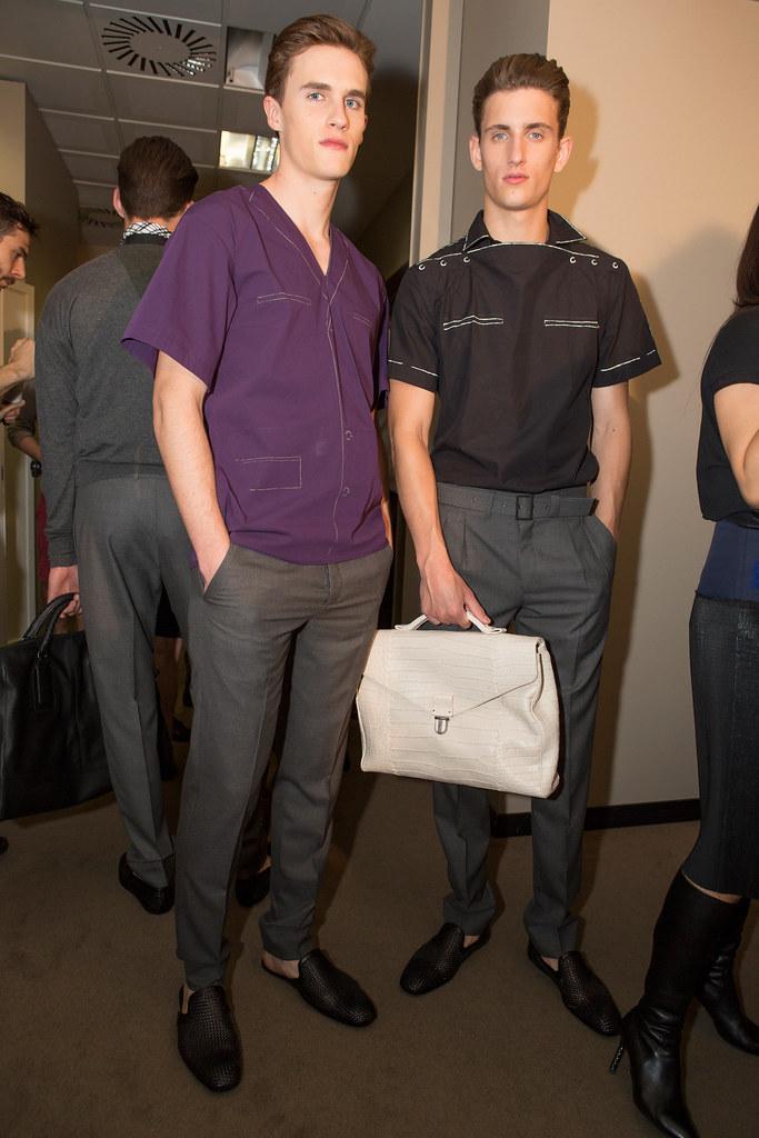 SS14 Milan Bottega Veneta105_Luka Badnjar,Robin Ahrens(fashionising.com)