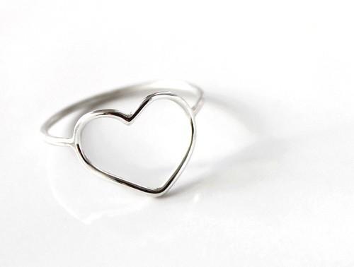 anel coração . fio by bya.fonseca
