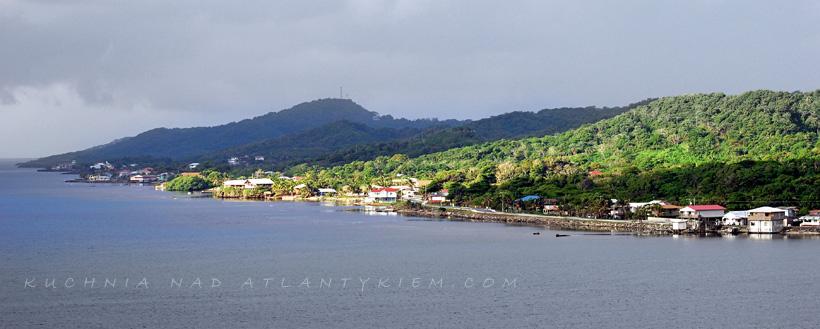 Honduras island Rohatan