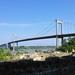 Pont d'Aquitaine depuis Lormont