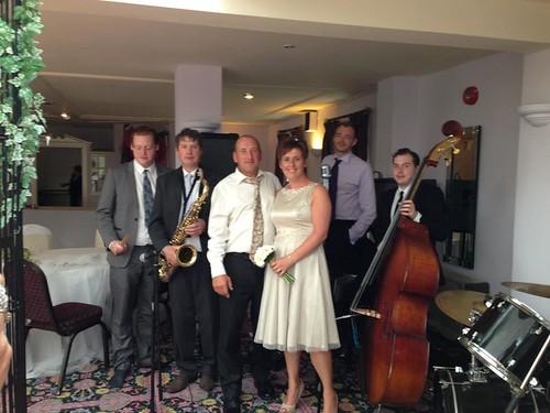 wedding bossa quartet