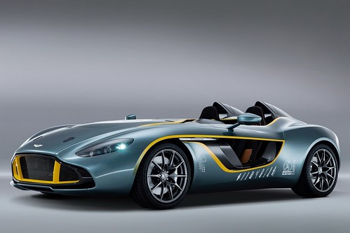 Aston Martin CC100 photo gallery