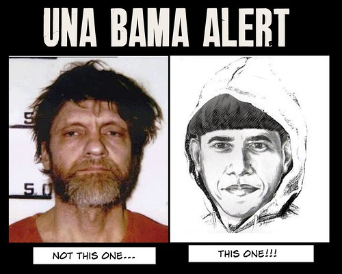 UNA BAMA ALERT by WilliamBanzai7/Colonel Flick
