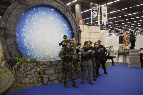 Stargate à la Japan Expo 2013