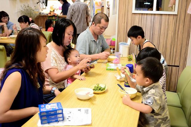 念慈中班的嚕嚕米~ 鳳山啄木鳥親子餐廳 - 嚕嚕米的歡樂王國