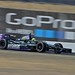 Tony Kanaan flies through the backstretch esses at Sonoma