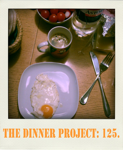 the dinner project: kw 36