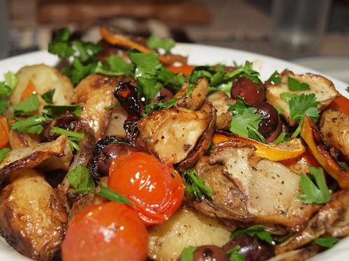 recipe: chicken jerusalem artichoke ottolenghi [39]