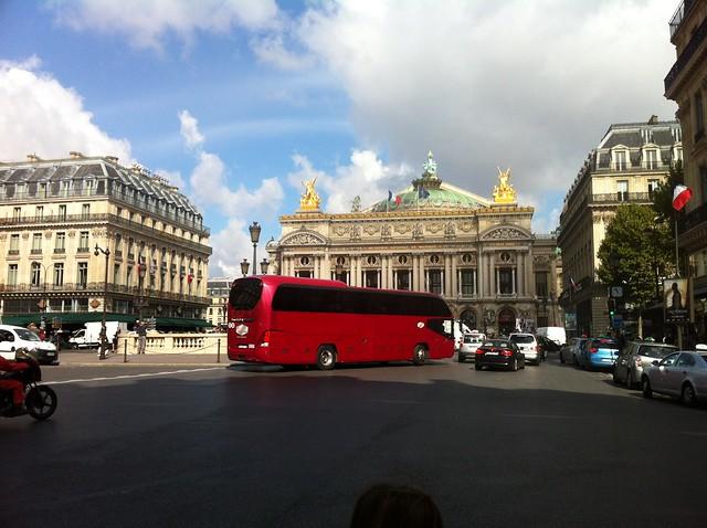 Big Red Bus