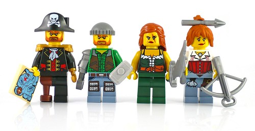 LEGO 850839 Classic Pirate Set 17