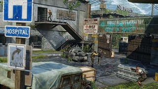 The Last of Us Multiplayer: Abandoned Territories Map Pack