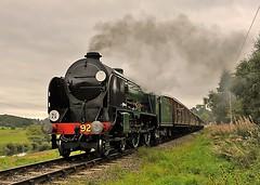 Severn  Valley Railway -Autumn Steam Gala 21st September 2013
