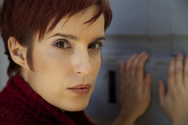 Mireia Izquierdo, actress and singer - Barcelona