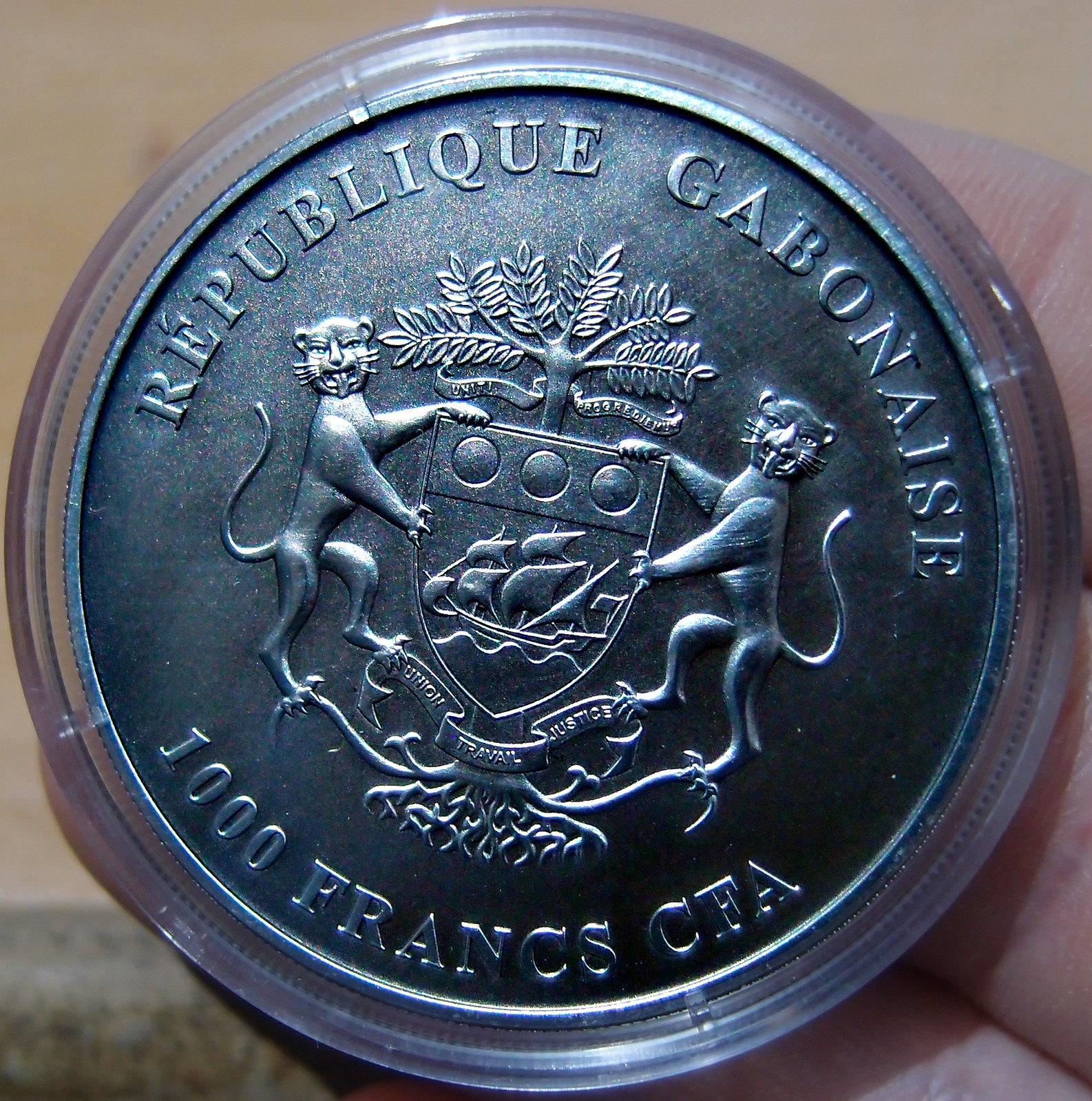 African Silver Ounce Serie  10025183734_50d4f012d7_h