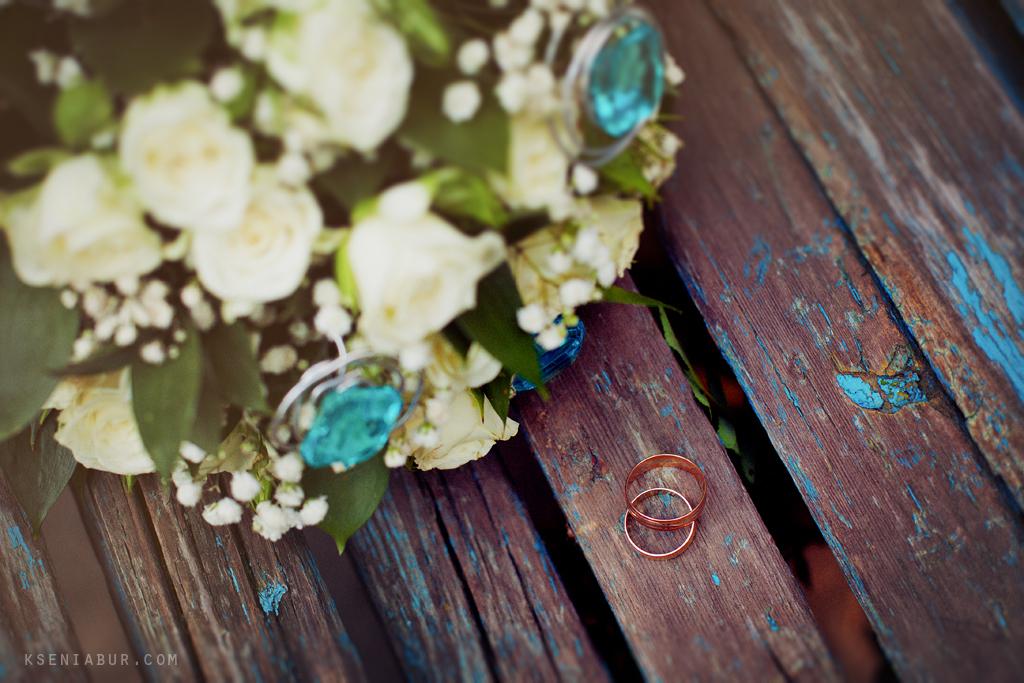 Свадебная прогулка, фото