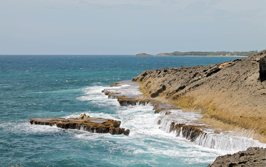 The Arecibo Coastline